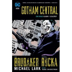 GOTHAM CENTRAL tom 2 Klauni...