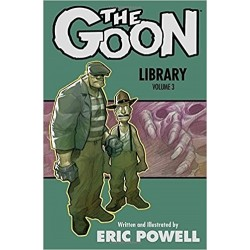 THE GOON LIBRARY VOLUME 3...