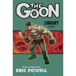 THE GOON LIBRARY VOLUME 2...