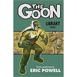 THE GOON LIBRARY VOLUME 1...