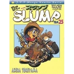 DR. SLUMP tom 25