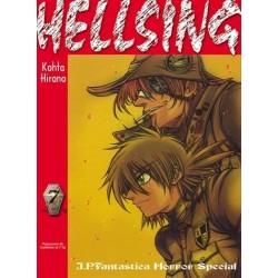 HELLSING tom 7