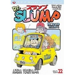 DR. SLUMP tom 22
