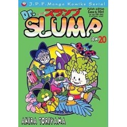DR. SLUMP tom 20