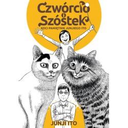 CZWÓRCIO I SZÓSTEK Koci...