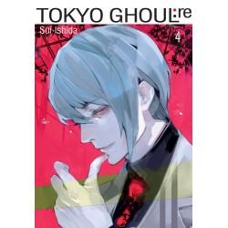 TOKYO GHOUL:Re  tom 4