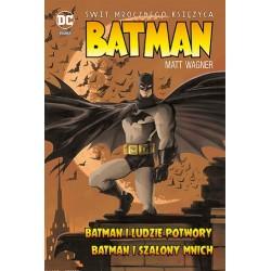 DC DELUXE BATMAN Świt...