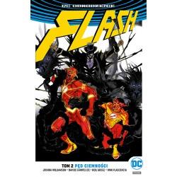 DC ODRODZENIE FLASH tom 2...