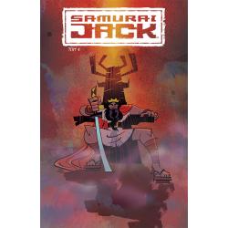 SAMURAJ JACK tom 4