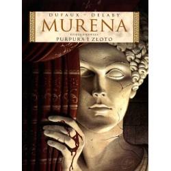 MURENA tom 1 Purpura i złoto