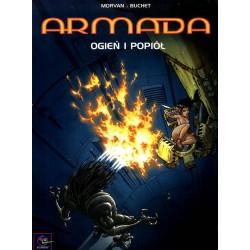 ARMADA tom 1 Ogień i popiół