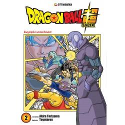 DRAGON BALL SUPER tom 2