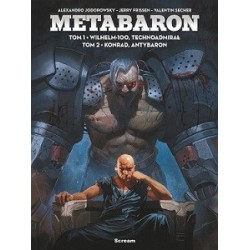 METABARON tom 1- 2...