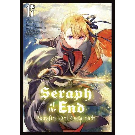 SERAPH OF THE END (Serafin dni ostatnich) tom 17