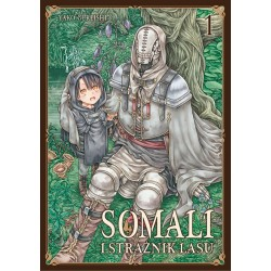 SOMALI I STRAŻNIK LASU tom 1