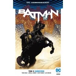 DC ODRODZENIE BATMAN tom 5...