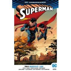 DC ODRODZENIE SUPERMAN tom 5
