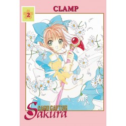 CARD CAPTOR SAKURA tom 2
