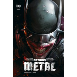 BATMAN METAL tom 2 Mroczni...