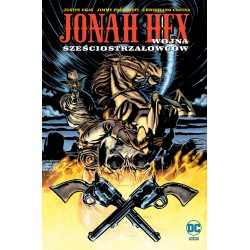 JONAH HEX tom 8 Wojna...