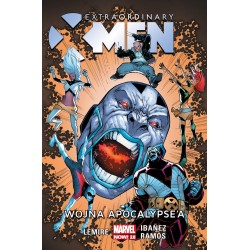 EXTRAORDINARY X-MEN tom 2...