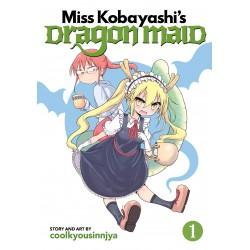MISS KOBAYASHIS Dragon Maid...