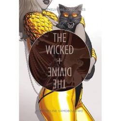 THE WICKED+THE DIVINE tom 3...
