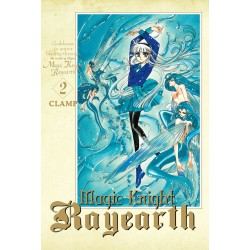 MAGIC KNIGHT RAYEARTH tom 2