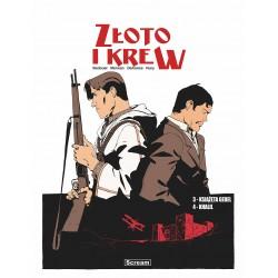 ZŁOTO I KREW tom 2 Wydanie...
