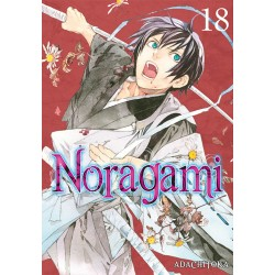 NORAGAMI tom 18
