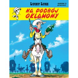 LUCKY LUKE tom 14 Na podbój...
