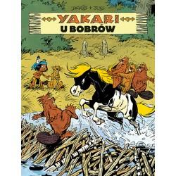 YAKARI tom 3 Yakari u bobrów