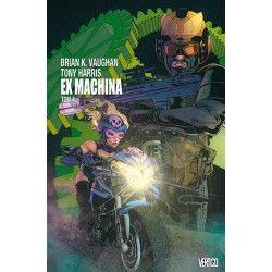EX MACHINA tom 4