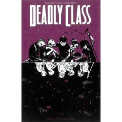 DEADLY CLASS tom 2 1988...