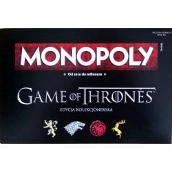 MONOPOLY GRA O TRON WYDANIE...