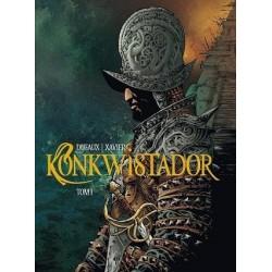 KONKWISTADOR tom 1