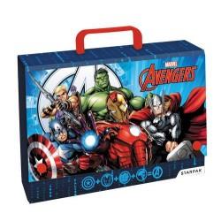 TECZKA Z RĄCZKĄ Avengers
