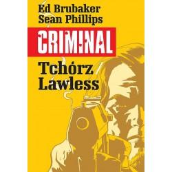 CRIMINAL tom 1 Tchórz/Lawless