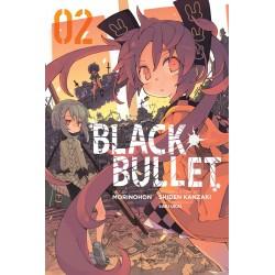 BLACK BULLET tom 2