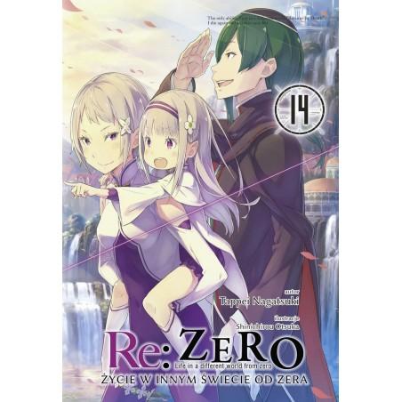 RE ZERO Życie w innym świecie od zera Light novel tom 14