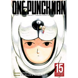 ONE-PUNCH MAN tom 15