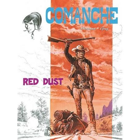 COMANCHE tom 1 Red Dust - przeceniony