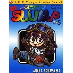 DR. SLUMP tom 5
