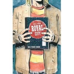 ROYAL CITY tom 3 Płyniemy z...