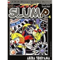 DR. SLUMP tom 4