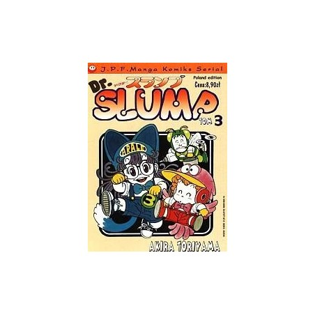 DR. SLUMP tom 3
