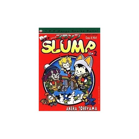 DR. SLUMP tom 2