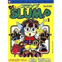 DR. SLUMP tom 1