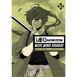 LOG HORIZON West Wind...
