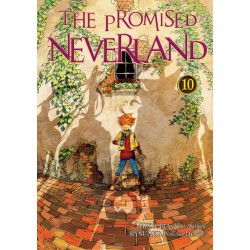 THE PROMISED NEVERLAND tom 10